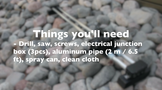Things You'll Need: