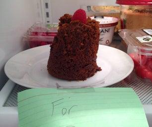 """Chocolate Cake"" Hot Sauce Cake Prank"