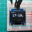 Arduino Based Watch - OLED, Menu, RTC