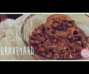 Chocolate Pudin Graveyard