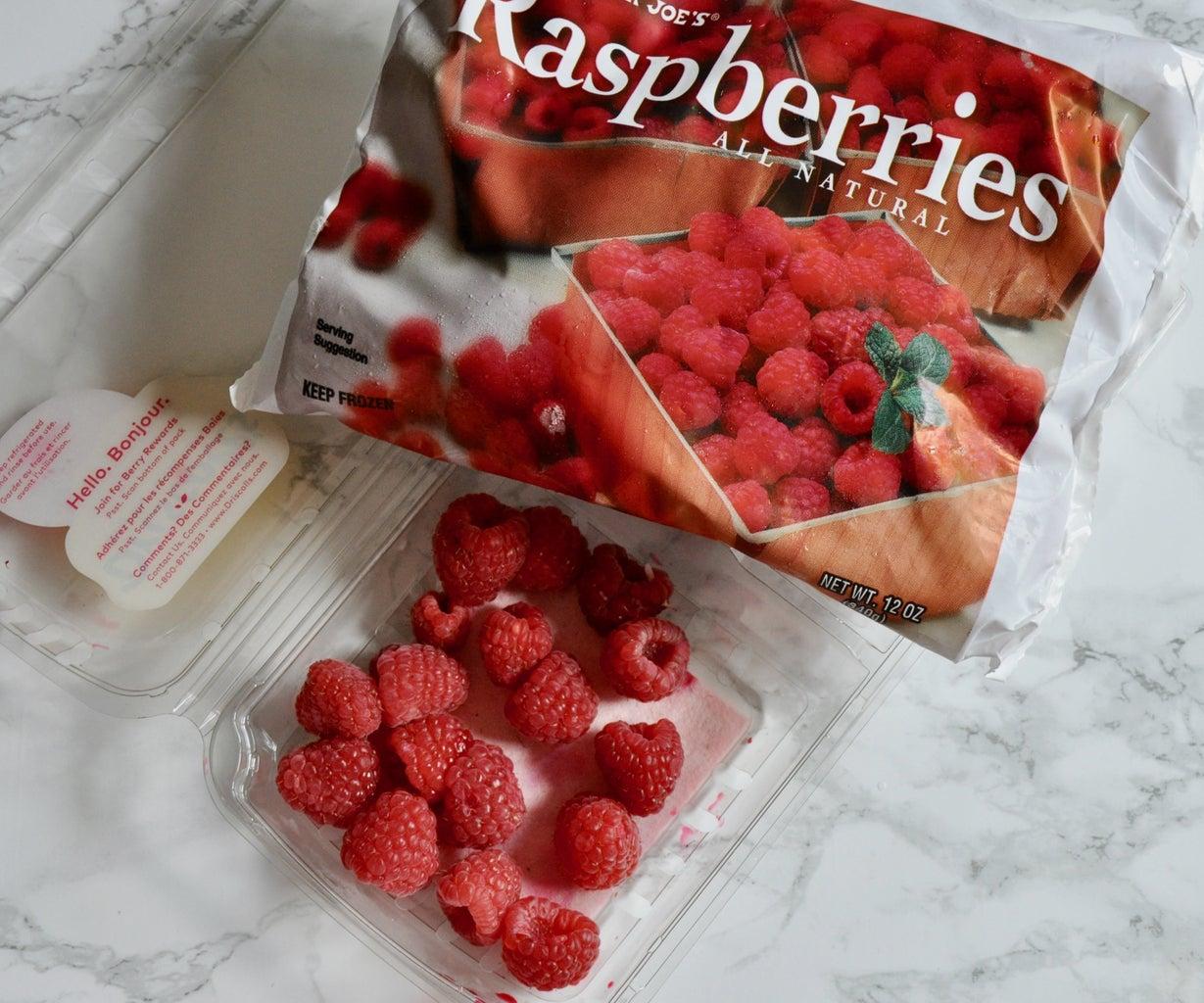Frozen or Fresh Fruit?