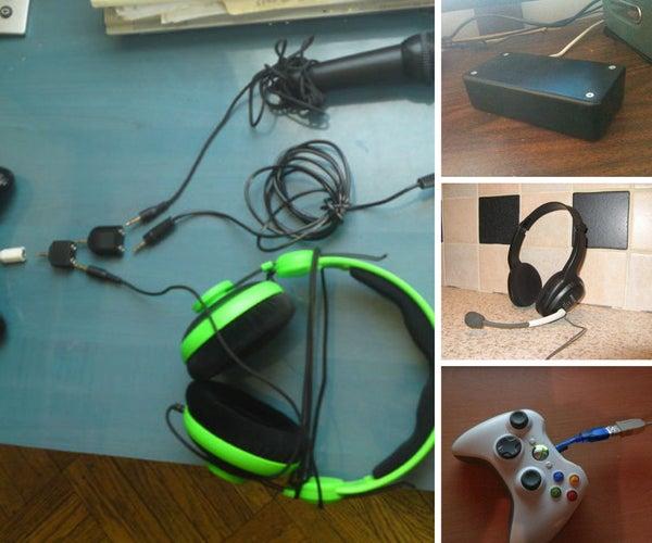 Xbox 360 Mods
