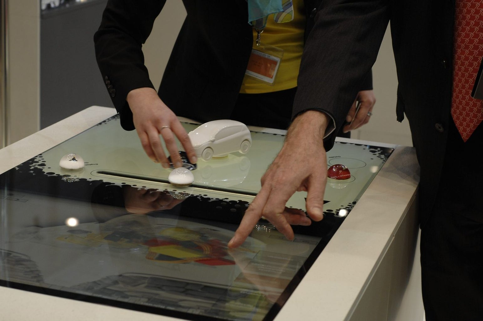 Building the Table - Glass Slab (or Plexi)