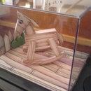 Papercraft Rocking Horse
