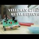 Velleman K7102 Metal Detector Kit