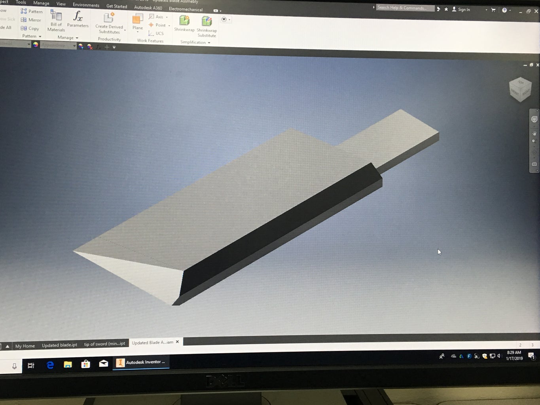 Blades (Design)