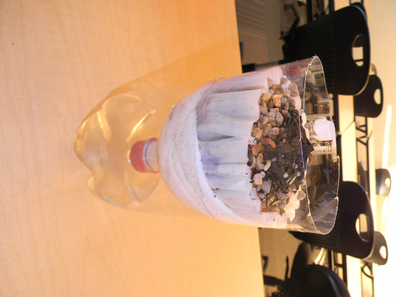 Simple Classroom Water Filter