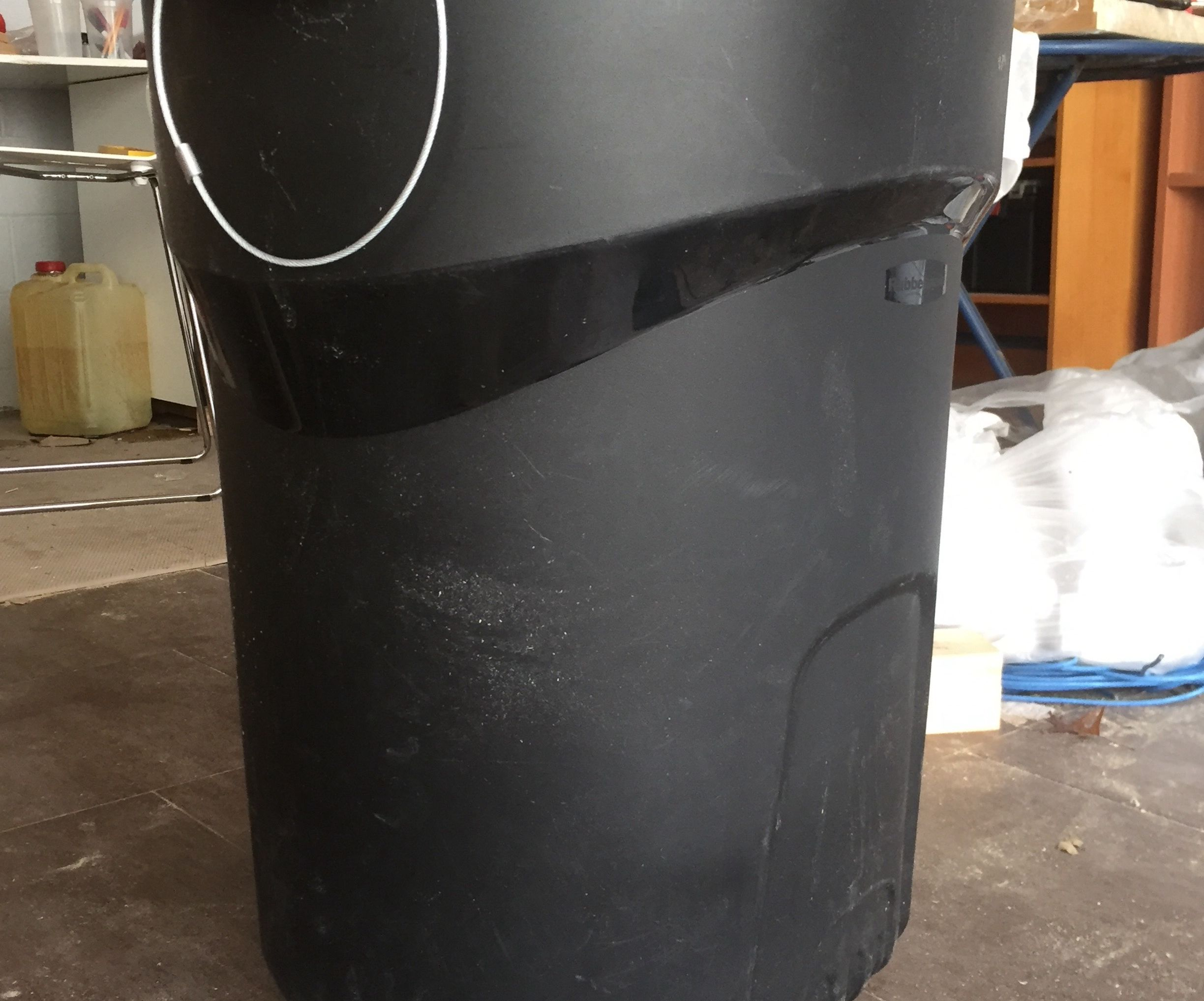 $5 Garbage Can Improvements