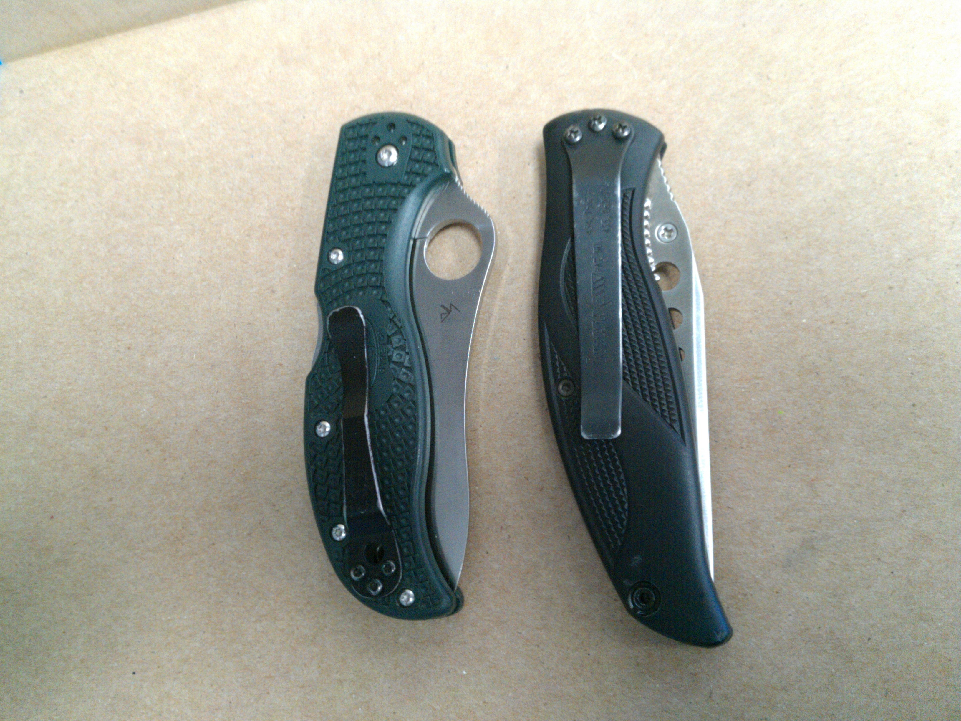 TRG Pocket Clip Screw Tool  For Benchmade Spyderco Installation TRG Tool
