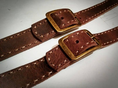 Main Straps and Buckles