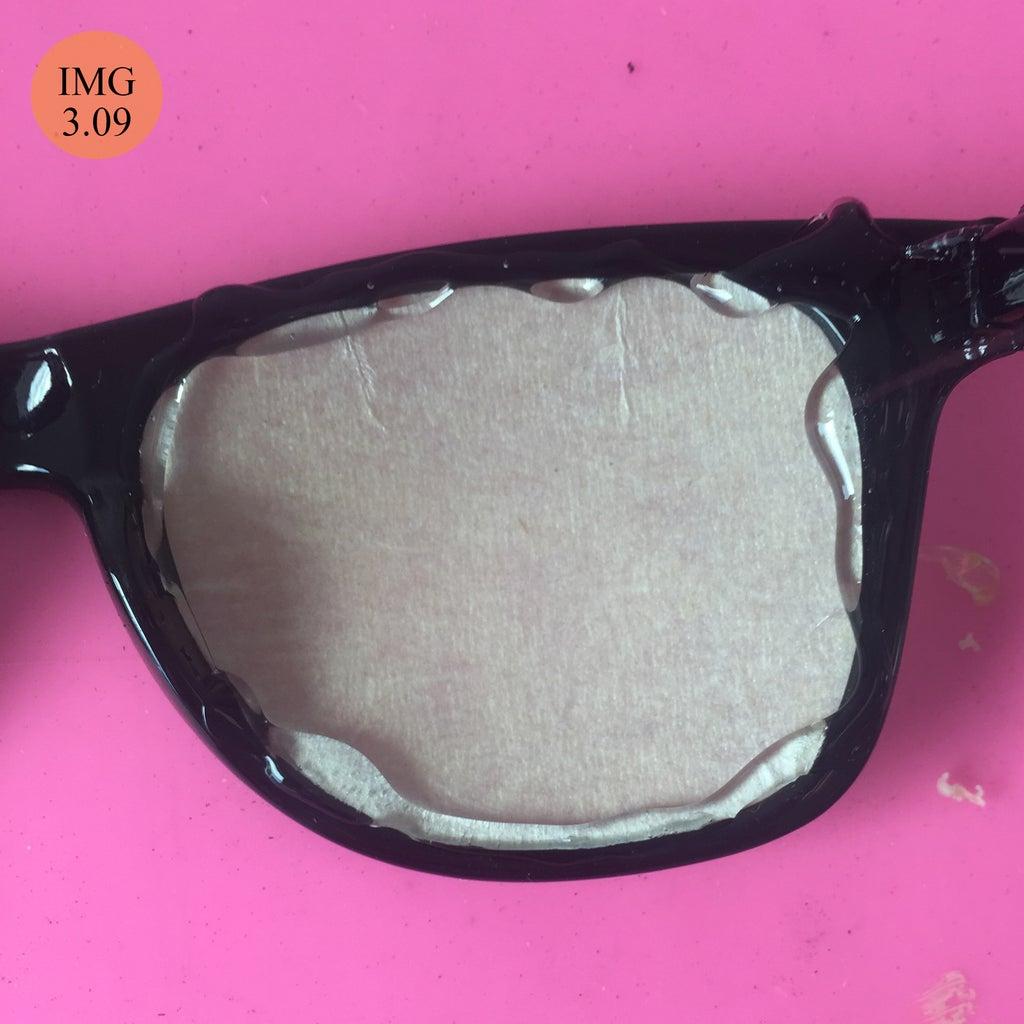 Assembling the Glasses