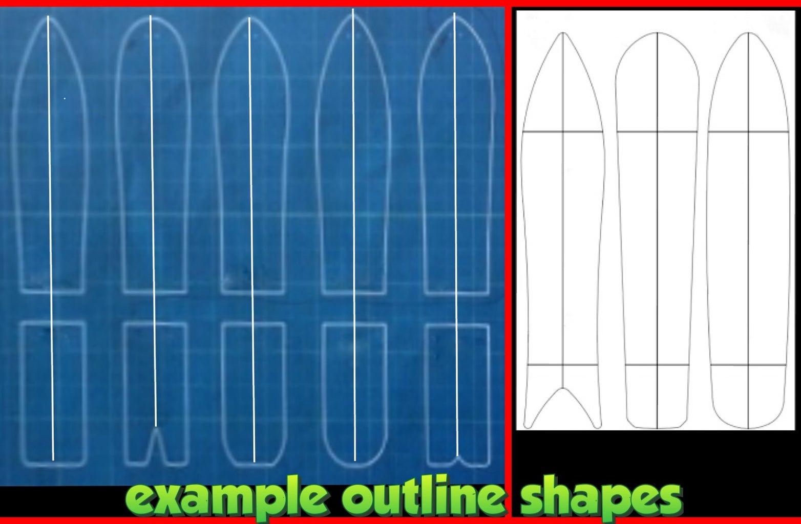 What Shape Do You Like? ..a Word on Design