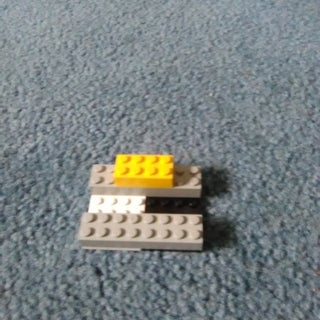 1 Minute LEGO Phone/iPod/Small Tablet Stand
