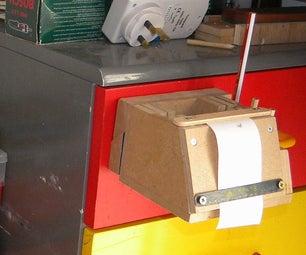 Workshop Note Caddy