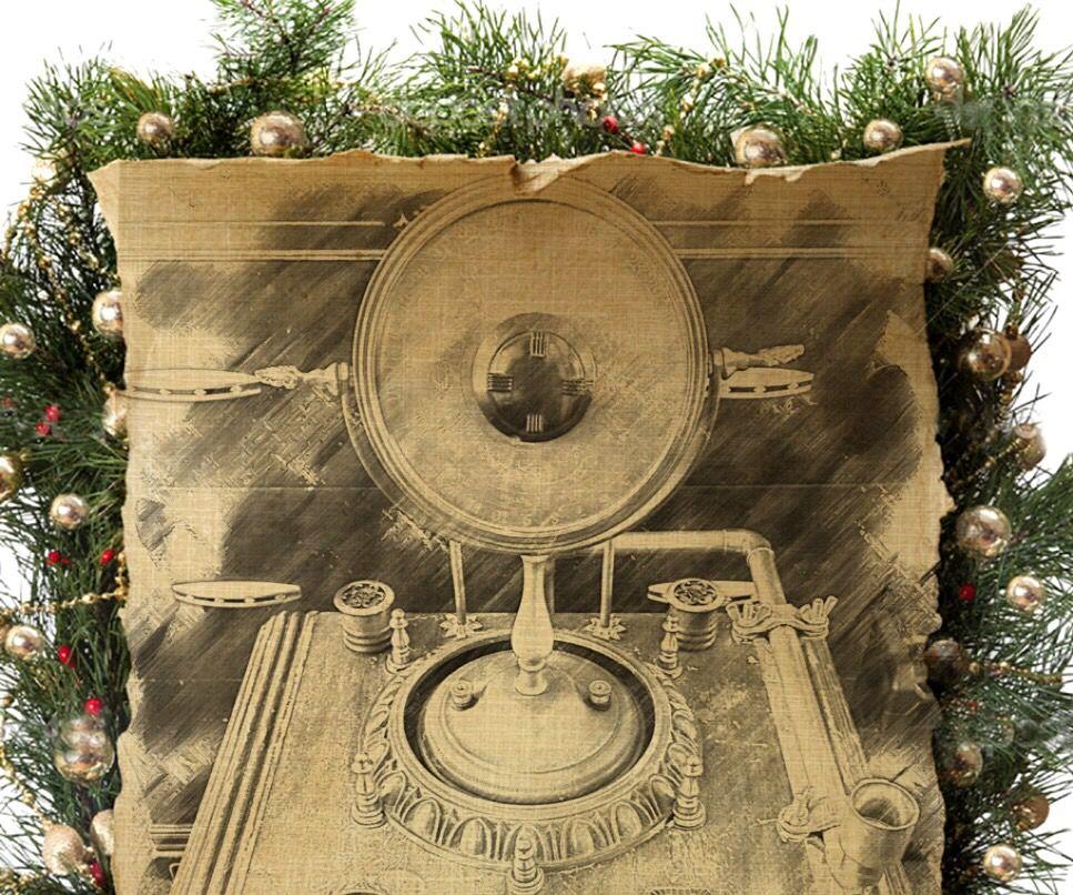 The Christmas Machine:  the Walkthrough
