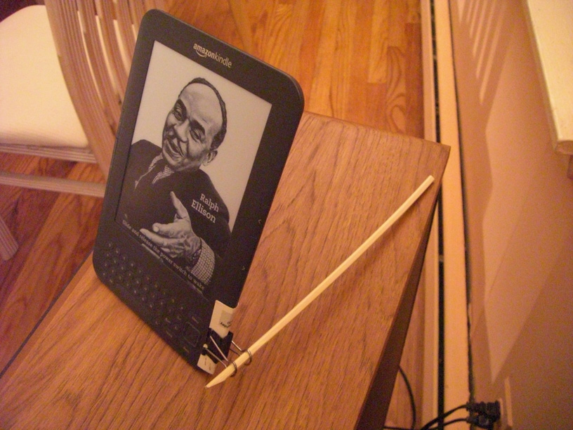 Kindle eBook Reader Stand, cheap and portable