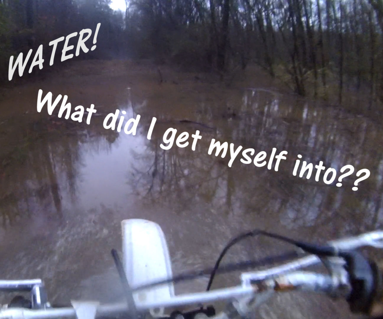 How to Destroy a Dirt Bike