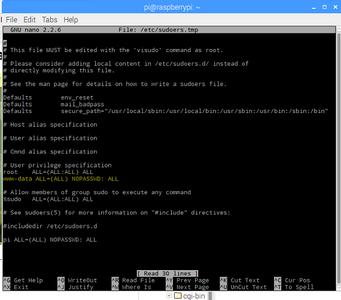 Installing Apache Webserver