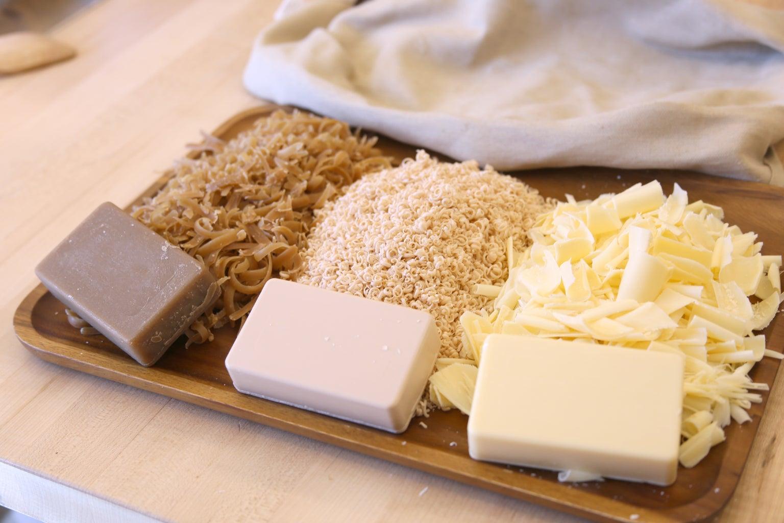 Grating Soap Bars
