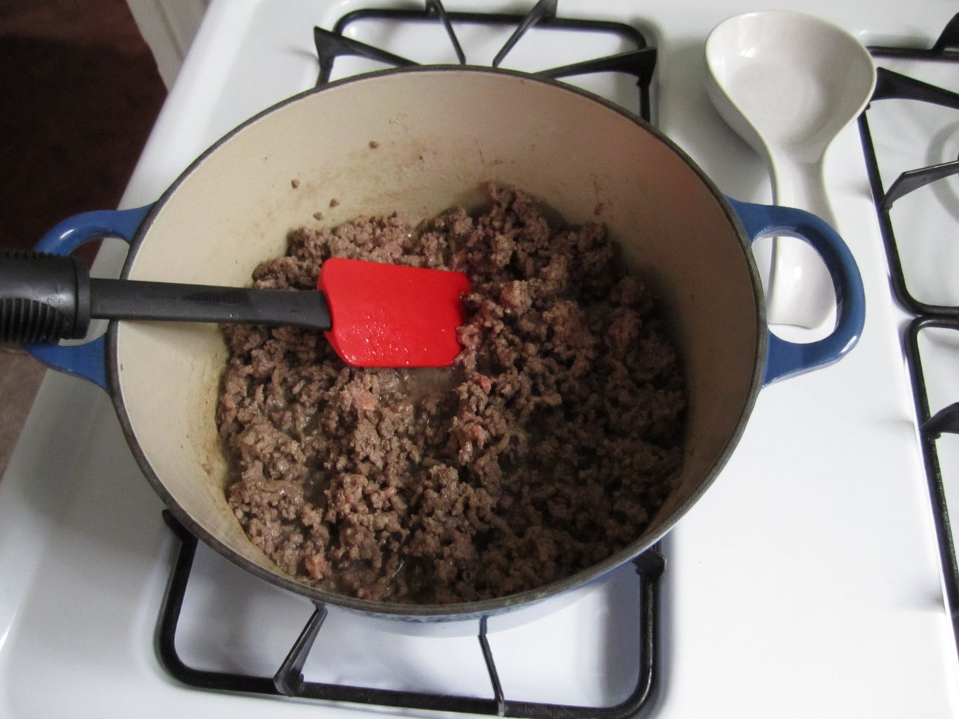 Brown the Ground Beef!