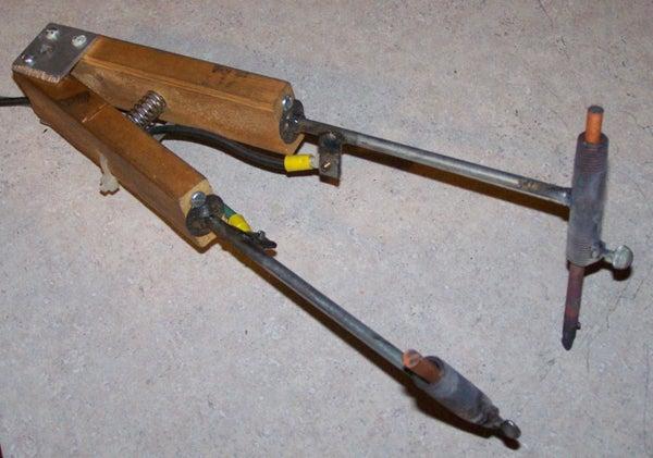 Make a Carbon Arc Torch for Your 220 Volt Stick Welder