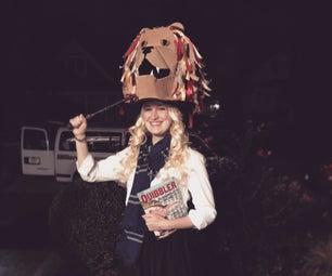 Luna Lovegood Lion Hat (Harry Potter)