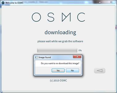 Installing OSMC on SD Card