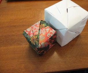 Make an Origami Box