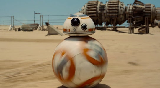 How Does BB-8 Works?
