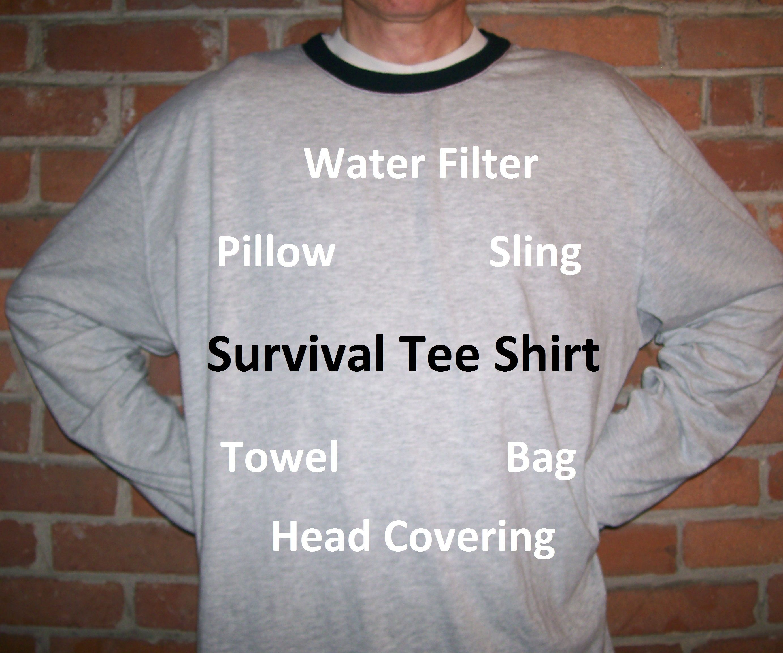 Survival Tee Shirt