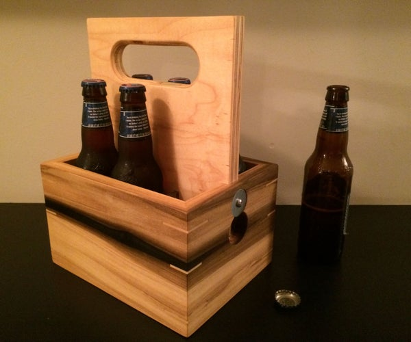 The Wooden 6 Pack