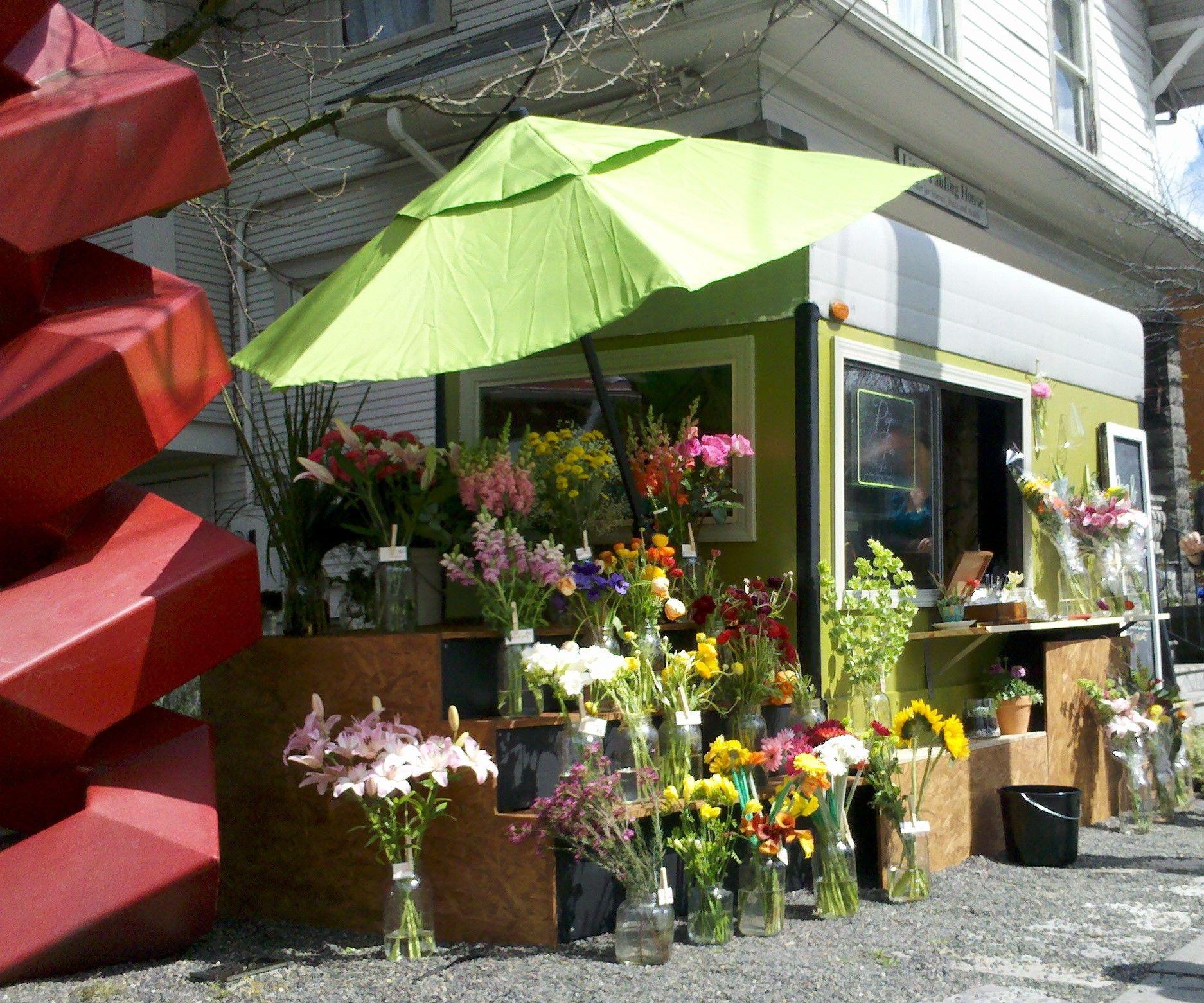 Portable Flower Shop