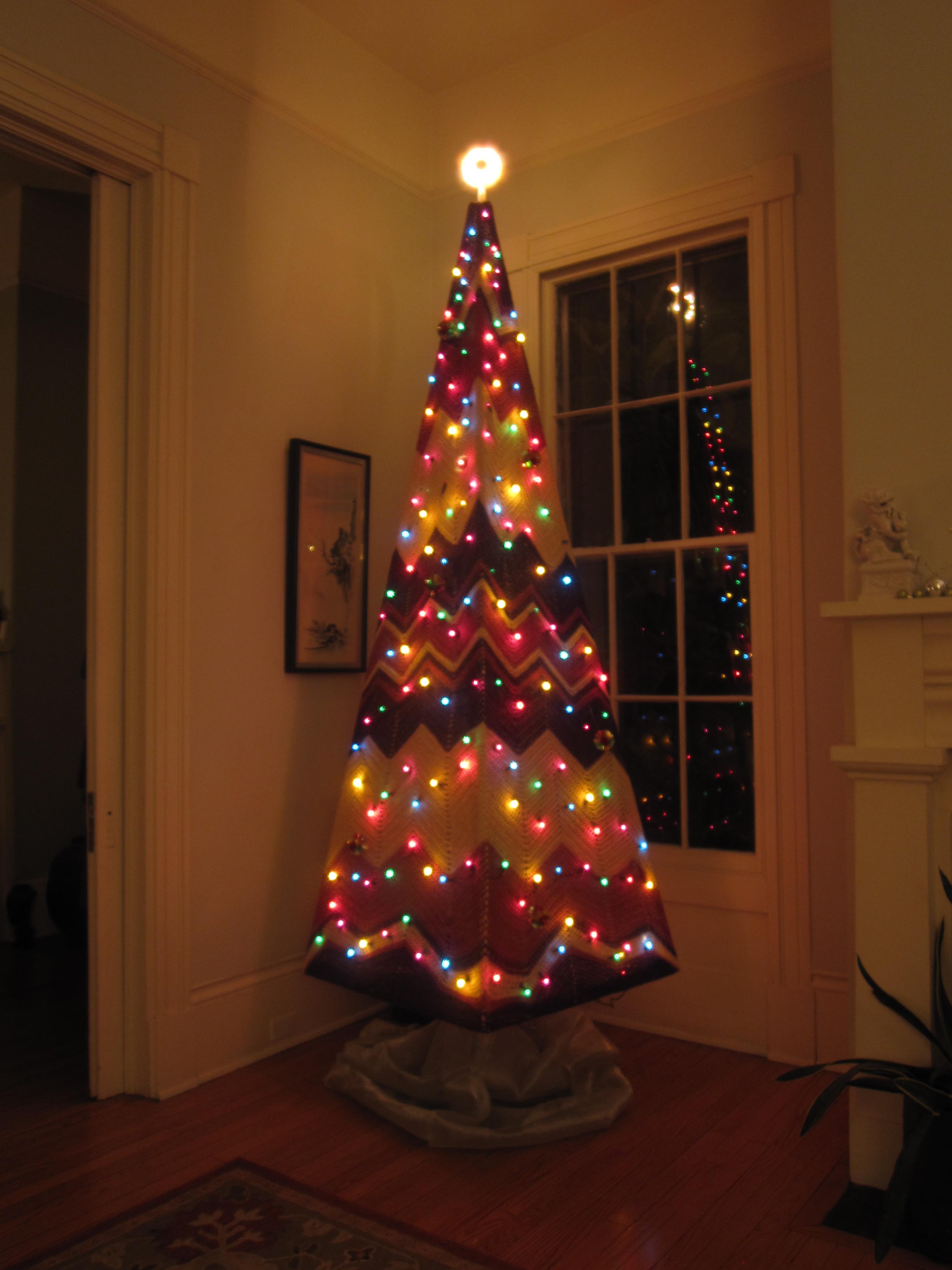 Alternative Christmas Tree 2013