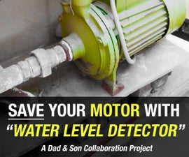 Water Tank Level Detection Project