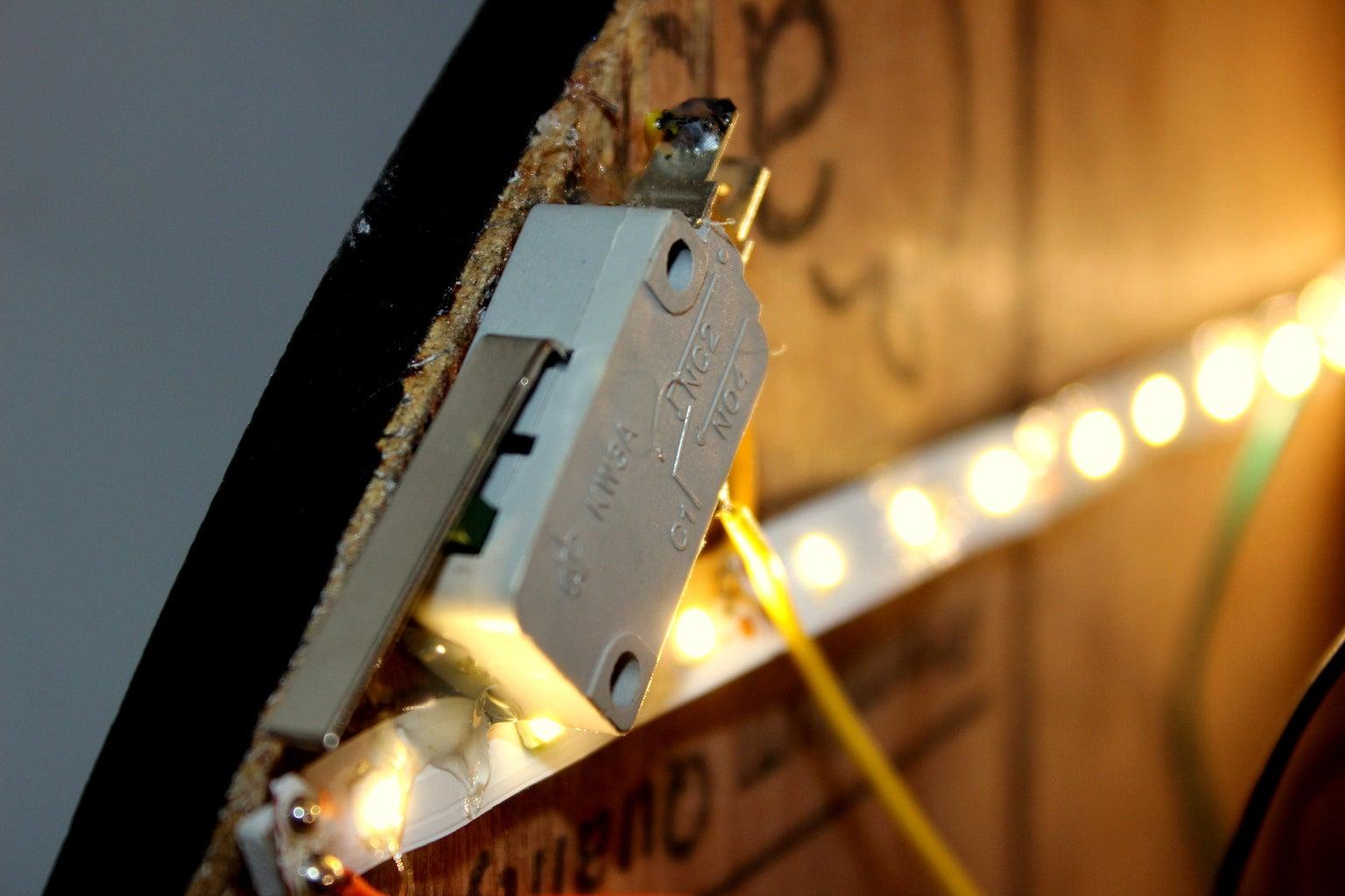 Laser Safety : Automatic Shutdown