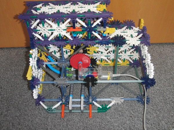 Small Knex Wheel Lift