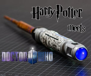 Sonic Screwdriver Wand 2: the FDM Redux