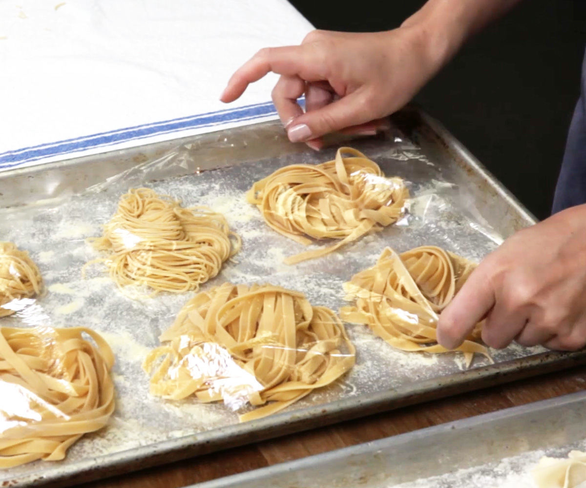 How to Keep & Store Fresh Pasta
