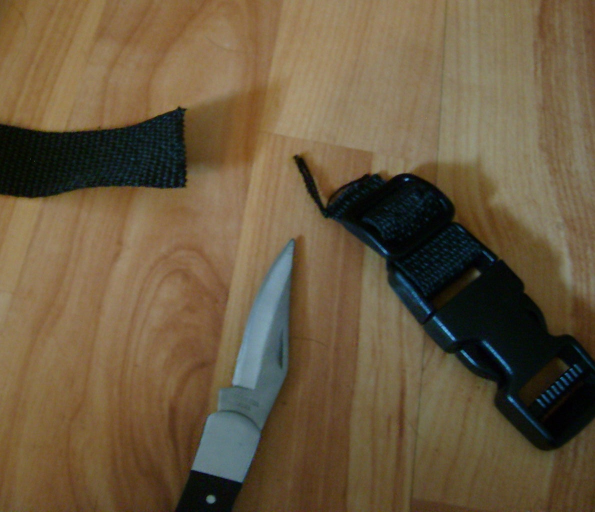 Knives, Belts and Leather Oh MY!