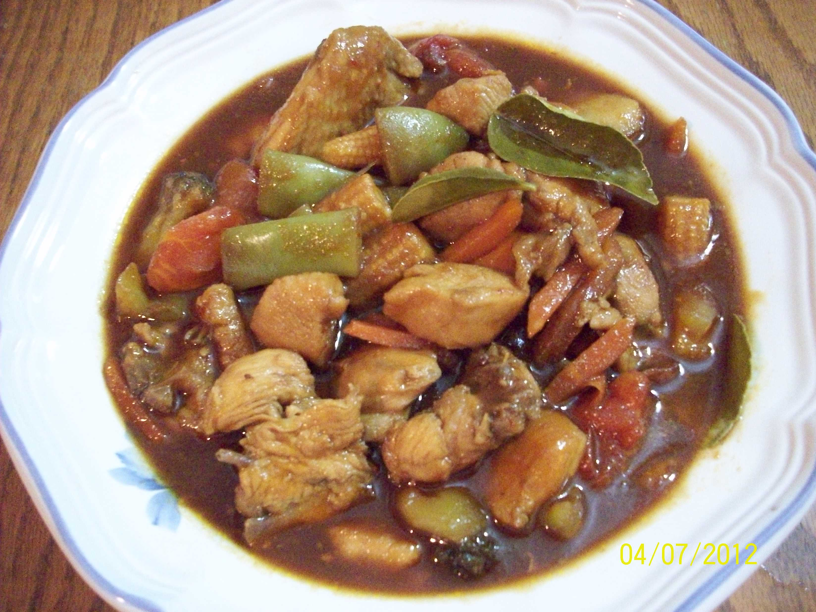 How to Make Delicious Chicken Paprik