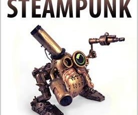The Weekly Challenge: Steampunk