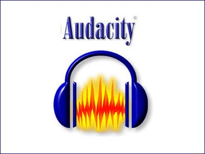 Open Audacity