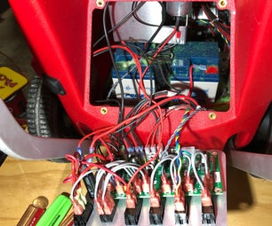 Lobster Elite Ball Machine DIY Battery Charger