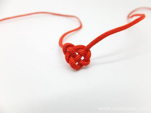 How to Tie a Celtic Heart Knot