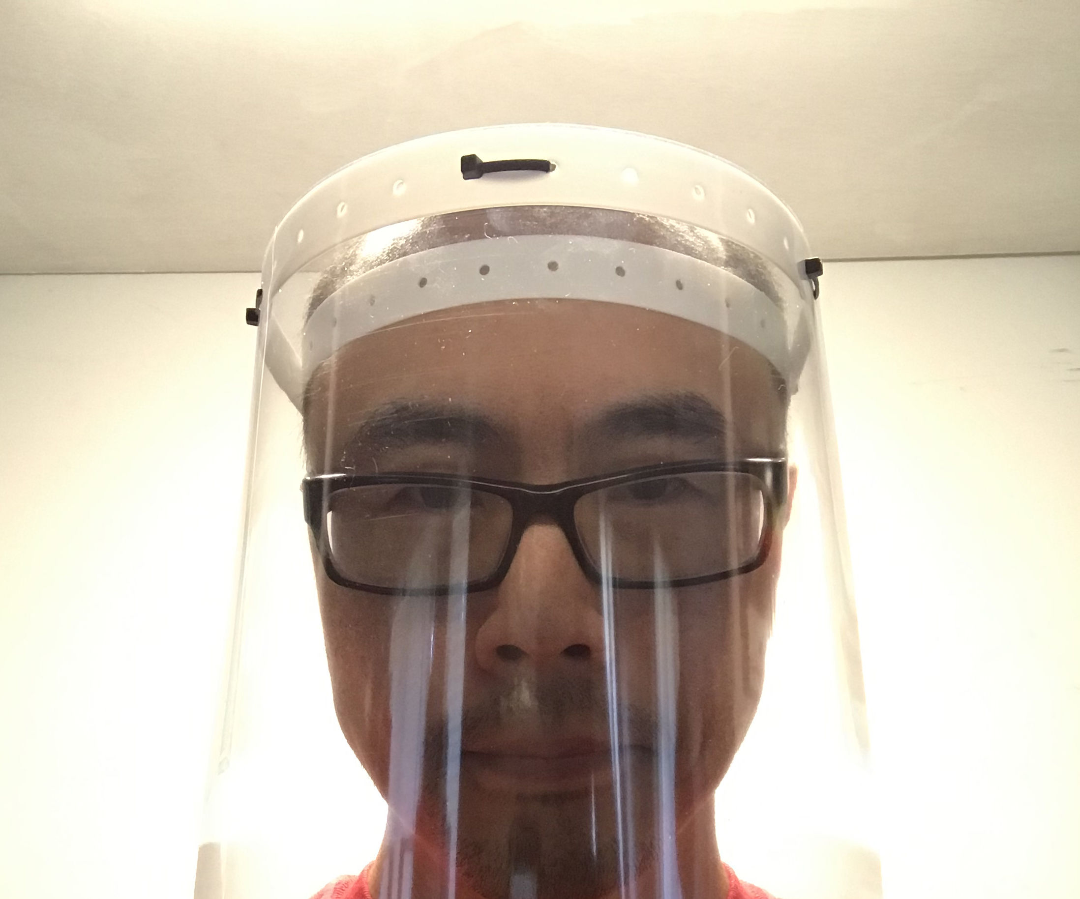 DIY PPE Face Shield (3D Printer Not Needed)