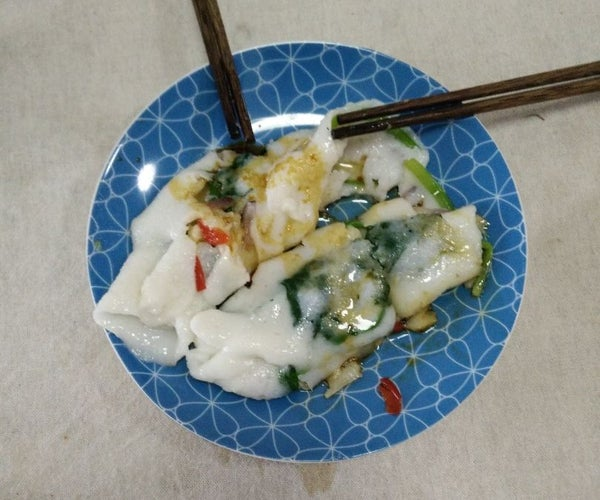 Cantonese  Rice Noodle Rolls