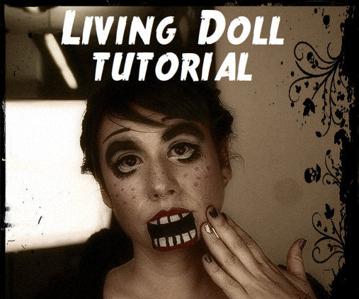 Turn Yourself Into A Living Doll!