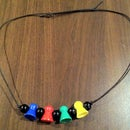 Ludo necklace
