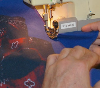 Fusing and Serging the Design