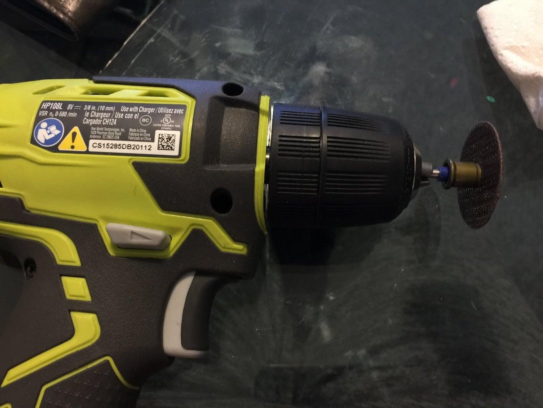 Modifying the Main Gear.